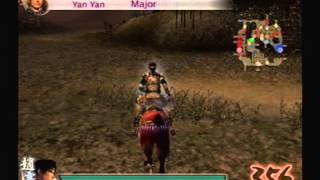 Dynasty Warriors 5 Zhao Yun 4th Weapon