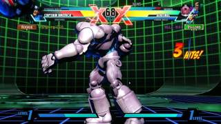 UMVC3 pc - Systems adjusted to lag. Proceeding to eliminate targets.