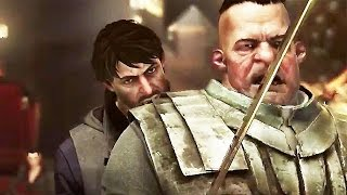 DISHONORED 2 First 20 Minutes of PC Ultra Settings Gameplay