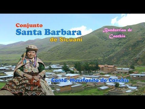 Santa Barbara de Sicuani - Mix Carrito Huerfanito, carrito de Santa barbara...