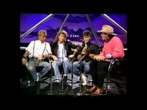 Countdown (Australia)- Molly Meldrum Interviews A-ha- October 20, 1985