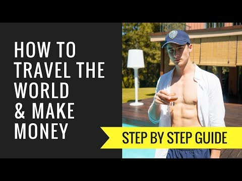 Traveling CEO: How I Make Money & Travel the World