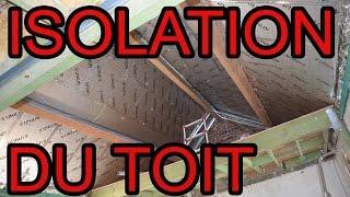 ISOLATION DU TOIT - Panneaux PIR avantages et inconvénients explications