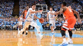 UNC Men's Basketball: Roy Williams Gets Win Number 800 as UNC Tops Syracuse