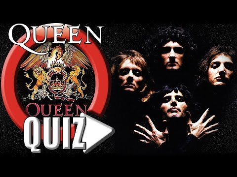 How Well Do You Know Queen? Music Quiz