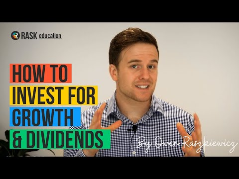 How to invest in ASX shares for growth or dividend income | Rask
