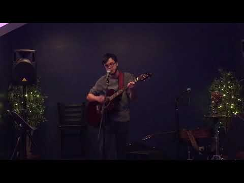 Gavin Grant - A Sailors Lament - Live @ Cafe Nostimo, NH