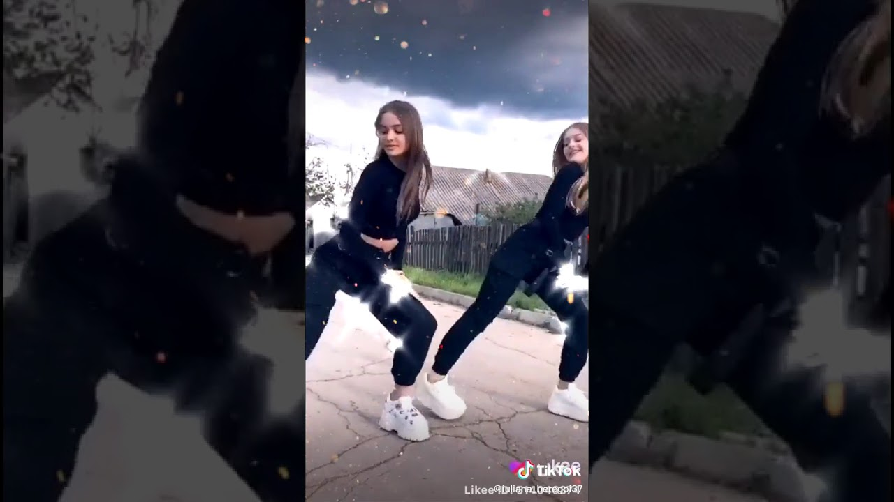 Tik tok cu Iuliana și Ana Beregoi