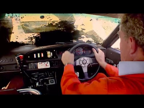 Ambulance Challenge (The Race) - Top Gear - Series 22 - BBC