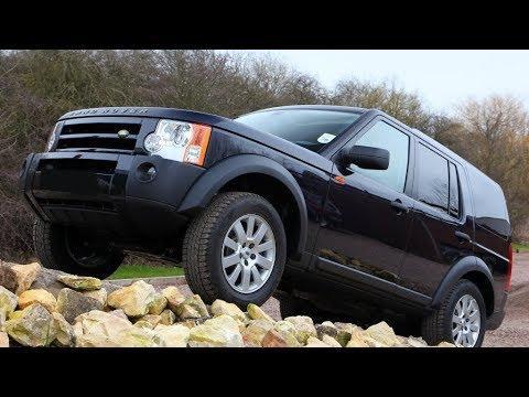 Ленд Ровер Дискавери 3 слабые места   Недостатки и болячки б/у Land Rover Discovery III