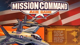 Ep. 107: Mission Command Air Board Game Review (Milton Bradley 2003)