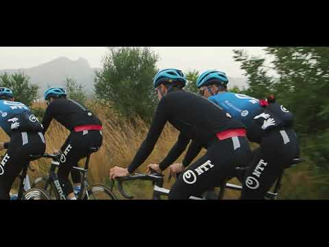 NTT Pro Cycling Training Camp | Fuelled by OTE Sports