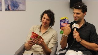 for KING & COUNTRY - Full Australian interview with Robbo and Becci