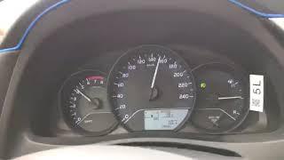 Toyota 1.33 Life Hız Denemesi