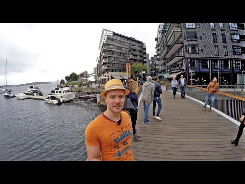 Oslo Travel Guide: Aker Brygge