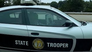"North Carolina State Highway Patrol Speeder ""SHP-921"""