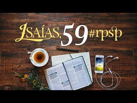 Isaías 59 - Reavivados Por Sua Palavra