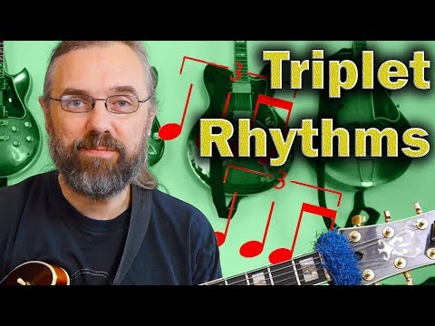 Modern Triplet Rhythms - Essential jazz rhythms and exercises