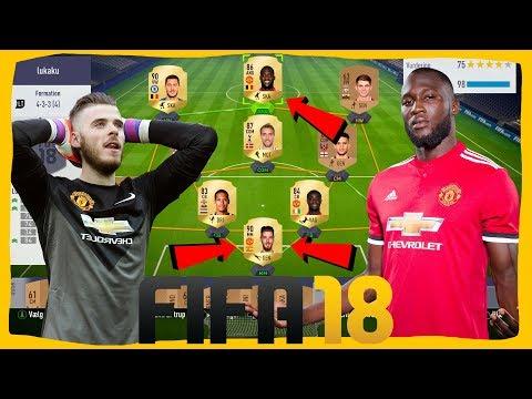 ROMELU LUKAKU ADVENTURE Ep.4 - FIFA 18 - DANSK - VERDENS BEDSTE MÅLMAND?