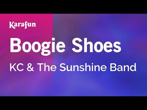 Karaoke Boogie Shoes - KC & The Sunshine Band *