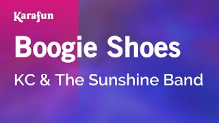 Karaoke Boogie Shoes - KC & The Sunshine Band *