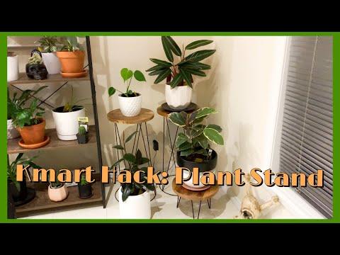 Kmart Hack: Plant Stand