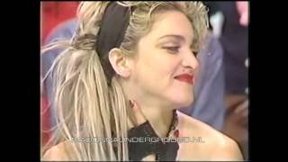 Download Madonna performs Like a Virgin on Japan TV and sits down for an interview HD MP3 song and Music Video