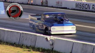 2016 Langley Loafers Old Time Drags Part 6 (Gassers & Brackets Final Qualifying Session)