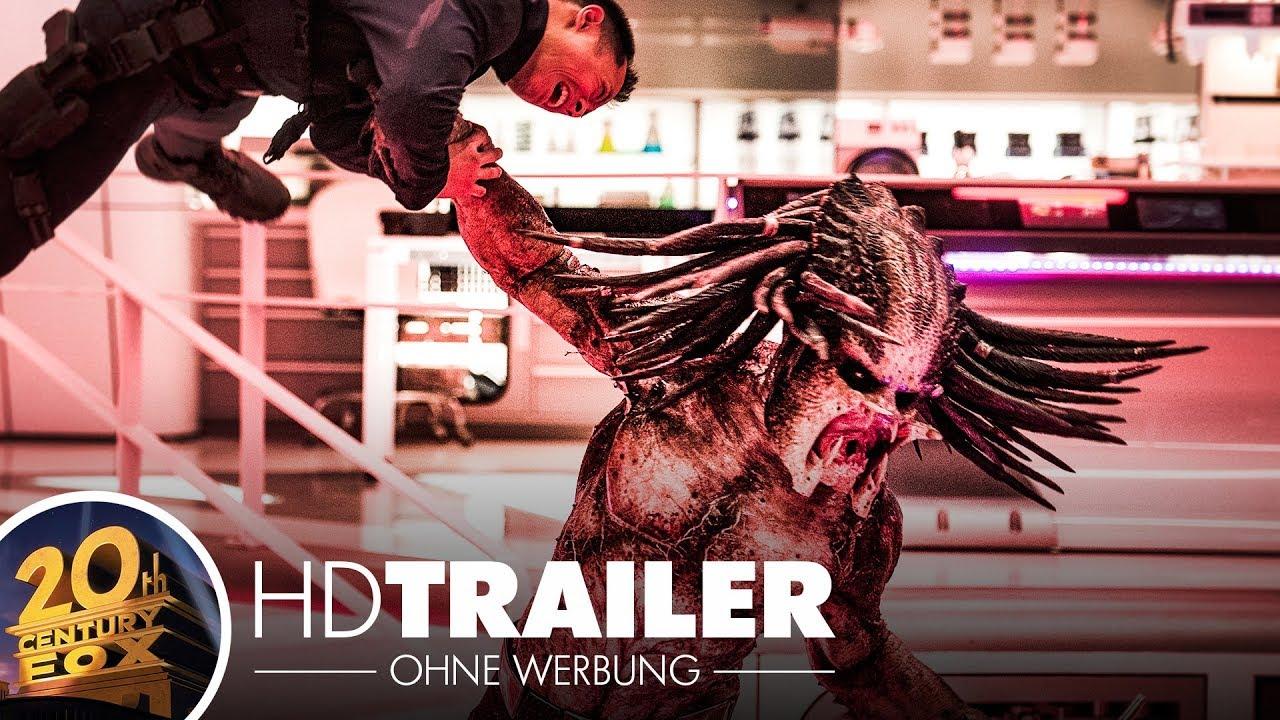 Predator Upgrade Trailer Deutsch