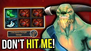 DONT HIT ME! - 4x Heart of Tarrasque Centaur 90% Return 7.10 Dota 2 | Upside Down 71