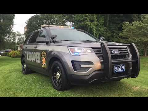 Pennsylvania State Police reveal new vehicles