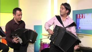 Jérôme et Mickaël RICHARD – Le tango d'123 musette