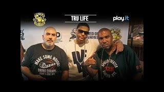 DRINK CHAMPS: Episode 29 w/ Tru Life | Talks Come Up, Working w/ Snoop Dogg, Future, + more
