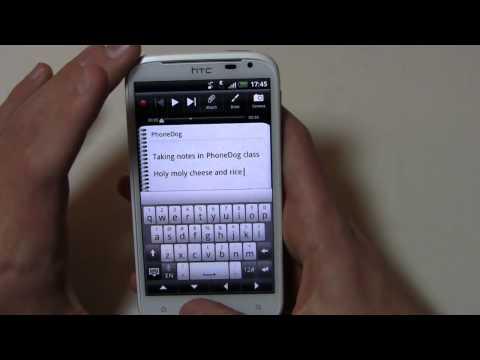 HTC Sensation XL Review Part 2