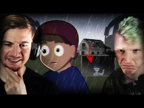 WHY YOU SHOULDN'T PLAY HIDE AND SEEK IN AN ABANDONED BARN!!   Scary Animated Stories (REACTION)