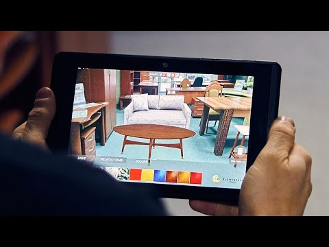 Elementals Home AR Designer