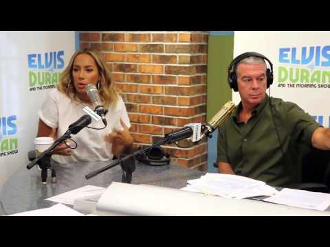 "Leona Lewis Interview | Shares Her Strange Talents and New Album ""I AM"" on Elvis Duran Show"