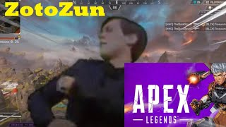 ZotoZun / Apex Legends / Zoto el toxico de las rankeds