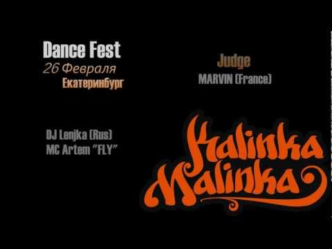 Dance Fest Kalinka-Malinka Judge: Marvin (France)