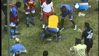 La Hora Azul - homenaje al spiderman del gol (Otilino Tenorio) parte 2