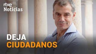 TONI CANTÓ abandona CIUDADANOS y RENUNCIA como diputado en las CORTES VALENCIANAS | RTVE