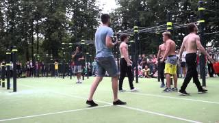 Workout24 VS Mutant Clan VS Dark Side Workout Final