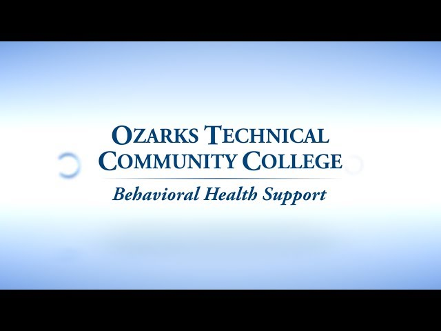 OTC Allied Health -  Behavioral Health Support