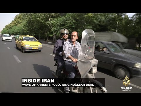 Iranians are 'tired of the anti-Americanism'