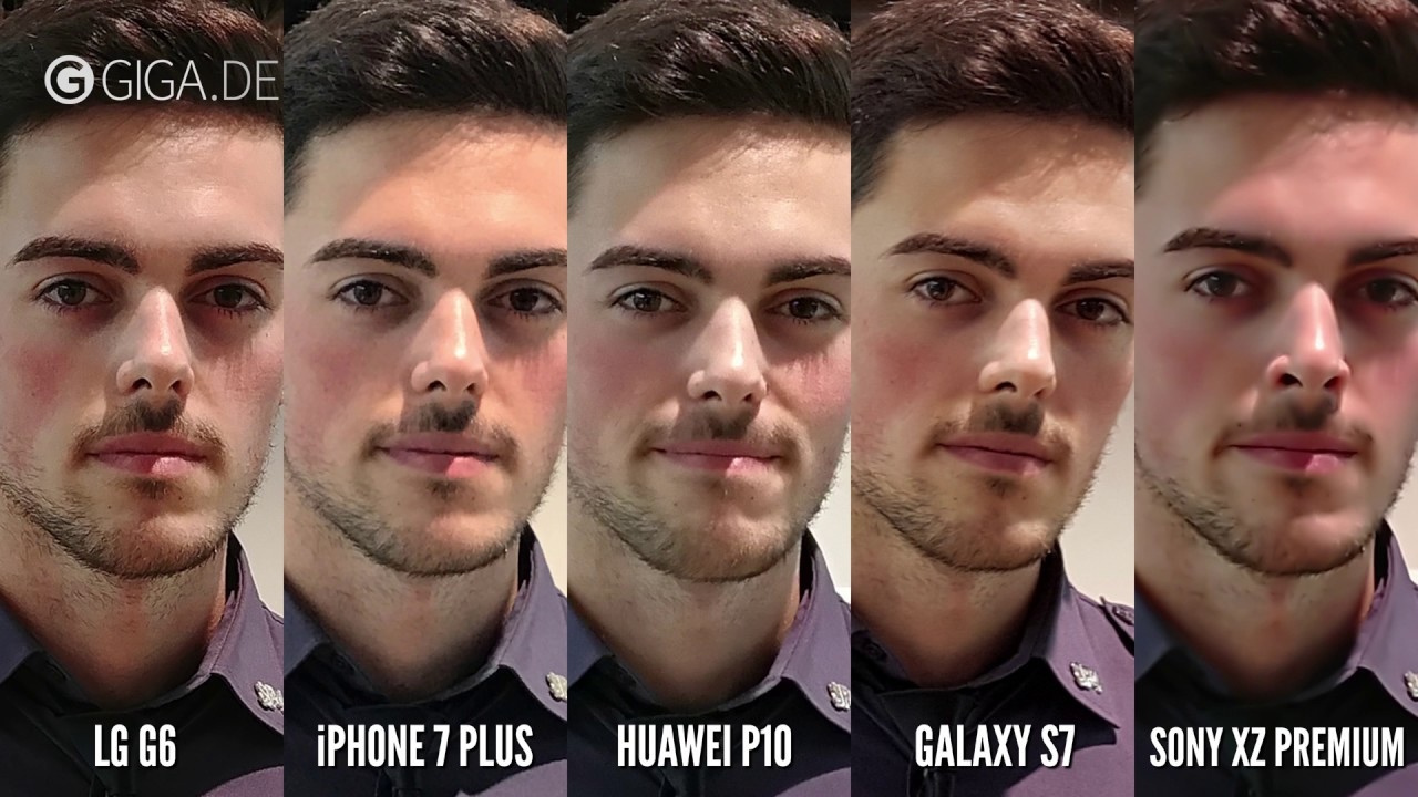 Cam Iphone 7 Vs Huawei P10