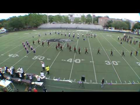 Wiregrass ranch high school marching band 2014