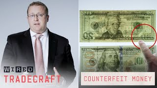 Former Secret Service Agent Explains How to Detect Counterfeit Money | Tradecraft | WIRED
