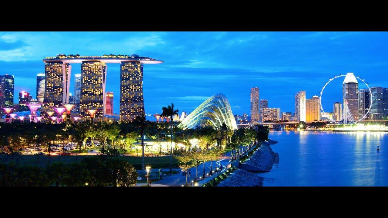 Singapour la ville la plus riche au monde youtube for Piscine la riche
