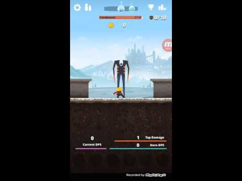 Tap Titans Hack (Infinite Gold/Relics/Diamonds/Stages) No Root (Android Only)