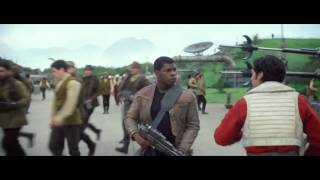Star Wars The Force Awakens Teaser - Finn and Poe meet again..